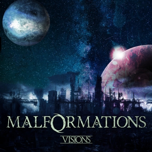 Malformations - Visions (EP) (2017)