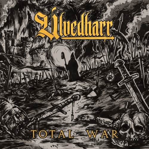 Ulvedharr - Total War (2017)