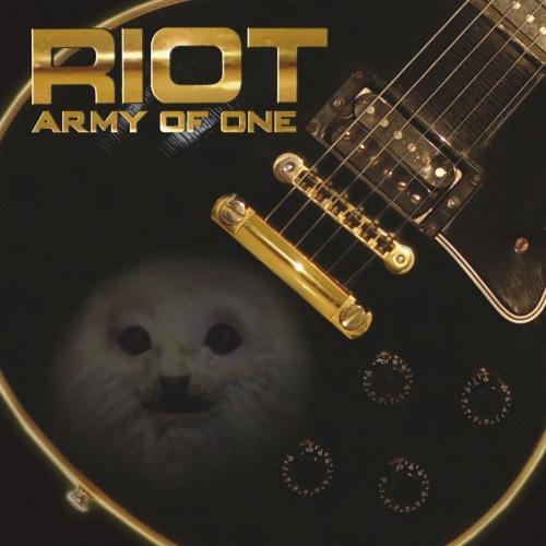 Riot - Army of One (Bonus Edition) (2017)