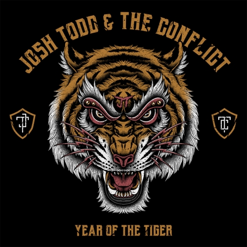 Josh Todd & The Conflict - Year Of The Tiger (2017)