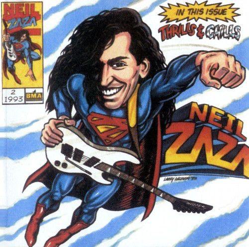 Neil Zaza - Thrills & Chills (1993)