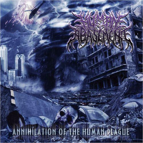 Human Abasement - Annihilation Of The Human Plague (2017)
