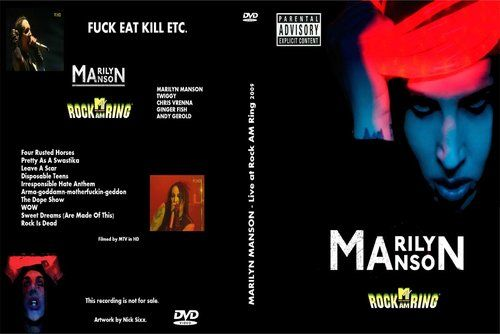 Marilyn Manson - Rock Am Ring (2009) (1080p)