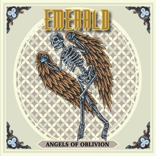 Emerald - Angels Of Oblivion (2017)