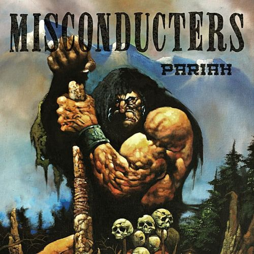 Misconducters - Pariah (2017)