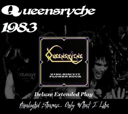 Queensryche – KBFH EP (1983 / 2017)
