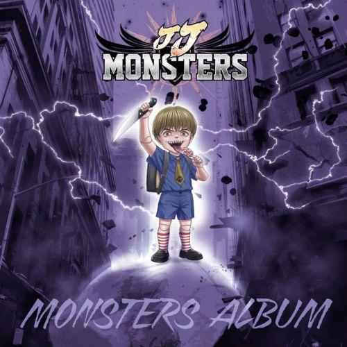 JJ-Monsters - Monsters Album (2017)