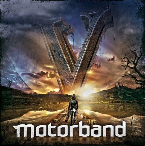 Motorband - V (2017)