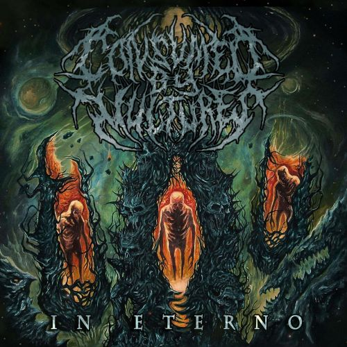Consumed By Vultures - In Eterno (2017)