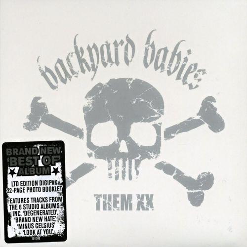Backyard Babies - Discography (1994-2015)