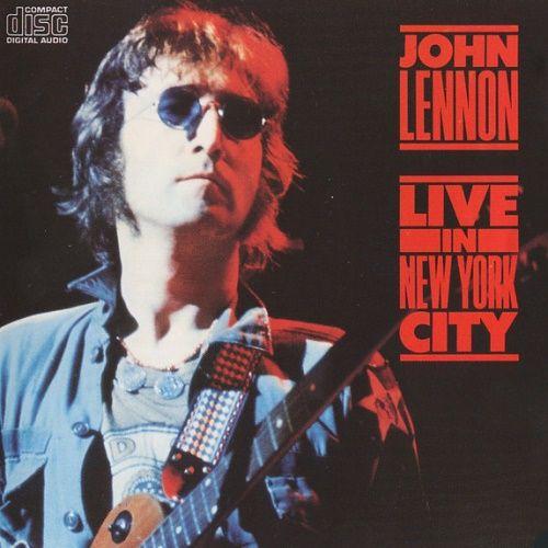 John Lennon - Live in New York City (1986)