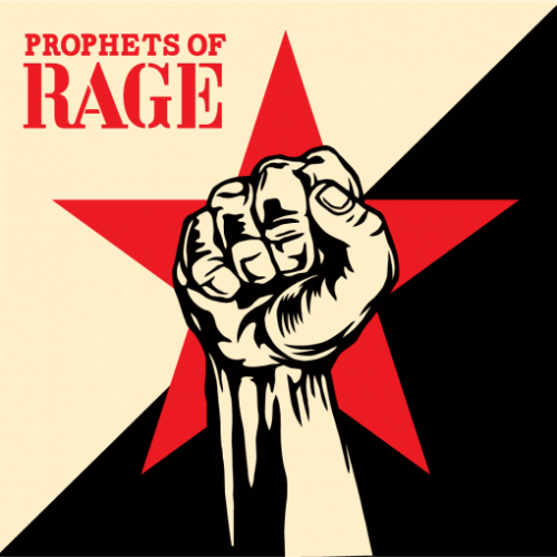Prophets Of Rage - Prophets Of Rage (Japanese Edition) (2017)