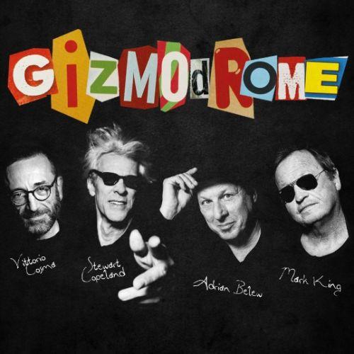 Gizmodrome - Gizmodrome (2017)