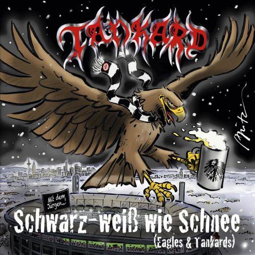 Tankard - Schwarz-weis wie Schnee (2017)