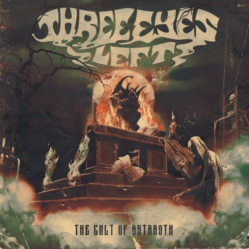 Three Eyes Left - The Cult of Astaroth (2017)