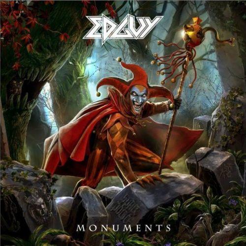 Edguy - Monuments (2017) (DVD5)