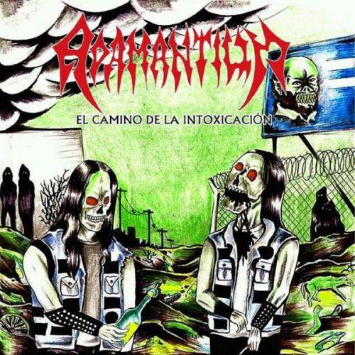 Adamantium - El Camino de la Intoxicaciуn [EP] (2017)