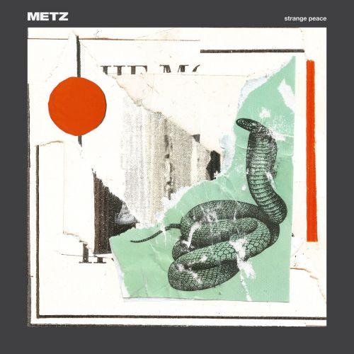 METZ - Strange Peace (2017)