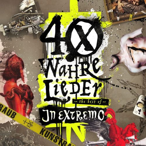 In Extremo - 40 Wahre Lieder: The Best Of (2017)