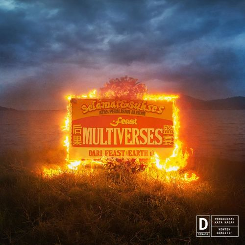 Feast - Multiverses (2017)