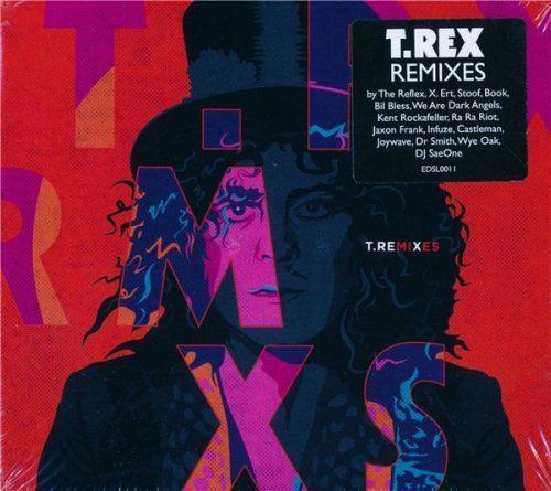 T.Rex - Remixes (2017)