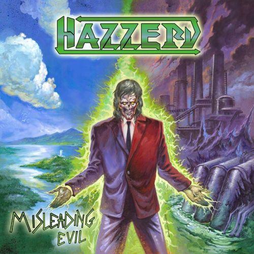 Hazzerd - Misleading Evil (2017)