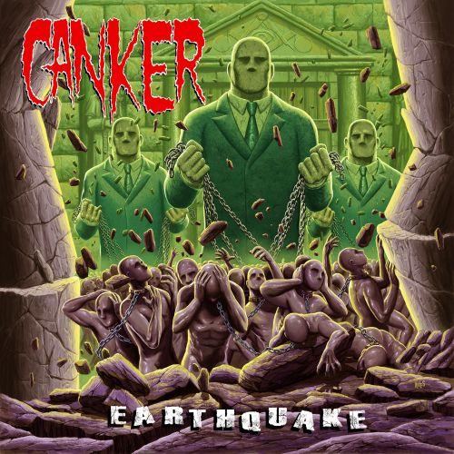 Canker - Earthquake (2017)