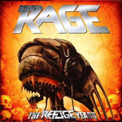 Rage - The Refuge Years (2015) (Box-Set)