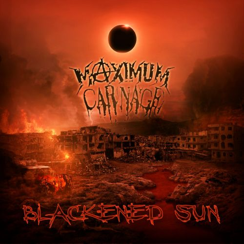 Maximum Carnage - Blackened Sun (2017)