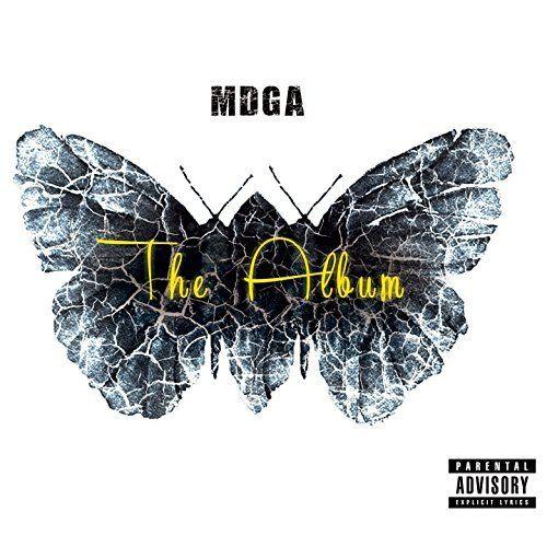 MDGA - The Album (2017)