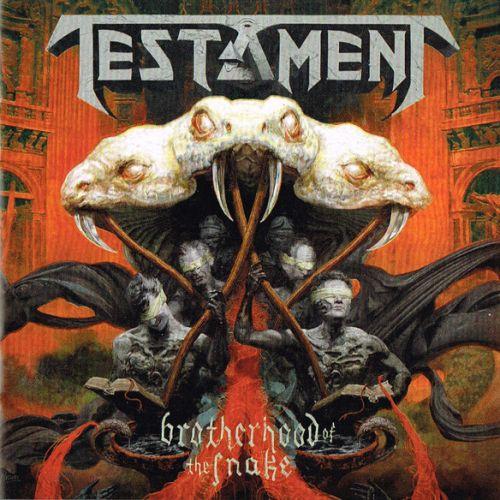 Testament - Discography (1987-2020)