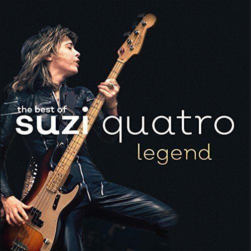 Suzi Quatro - Legend The Best Of (2017)