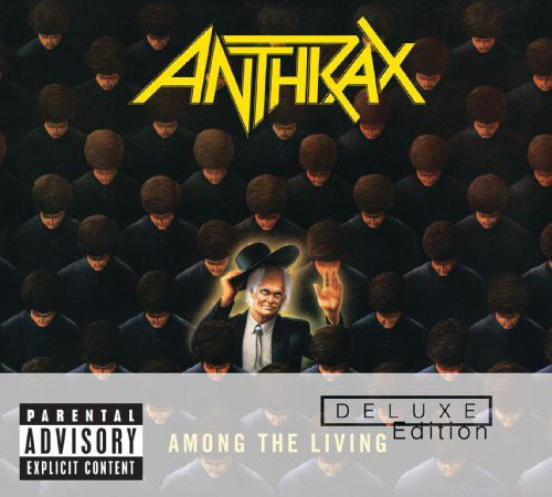 Anthrax - Among The Living Deluxe Edition Bonus (2009) (DVD5)