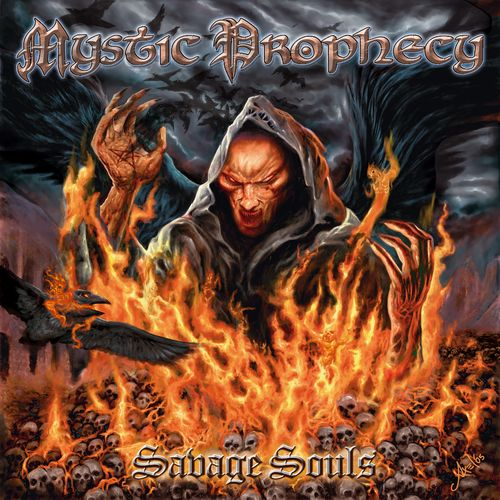 Mystic Prophecy - Savage Souls (2006) (DVD5)