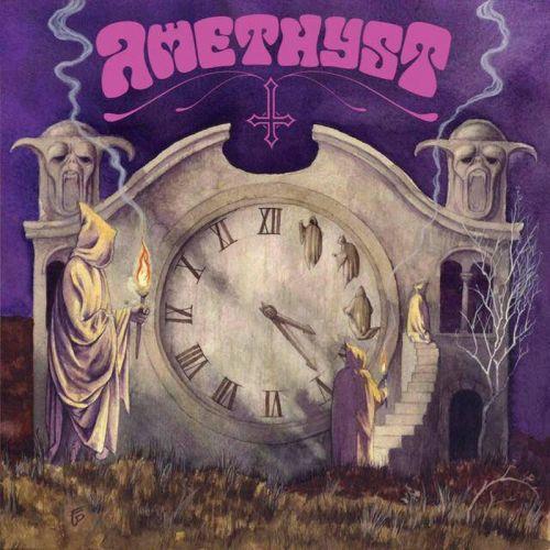Amethyst - Oráculo Del Tiempo (2017)