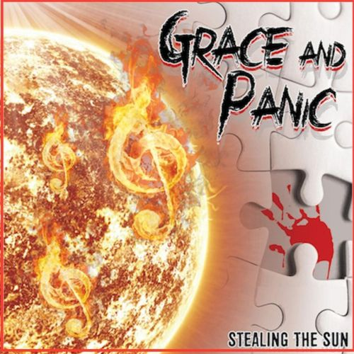 Grace And Panic - Stealing The Sun (2017)