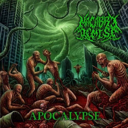 Macabre Demise - Apocalypse [EP] (2017)
