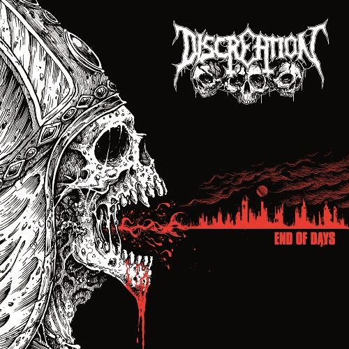 Discreation - End Of Days (2017)