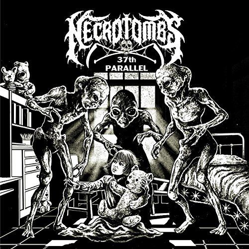Necrotombs - 37th Parallel (2017)