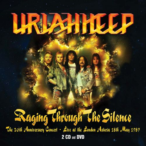 Uriah Heep  – Raging Through The Silence (re-released) (2017)