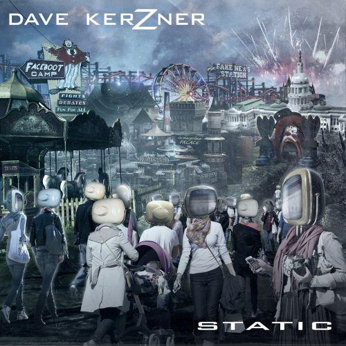 Dave Kerzner - Static (2017)