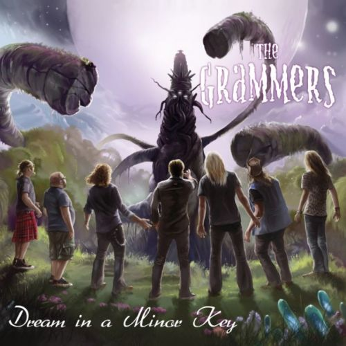 The Grammers - Dream In A Minor Key (2017)