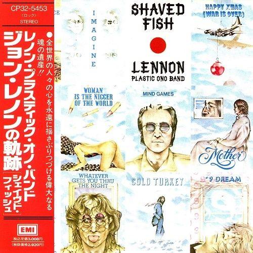 John Lennon - Shaved Fish (Japan Edition) (1988)
