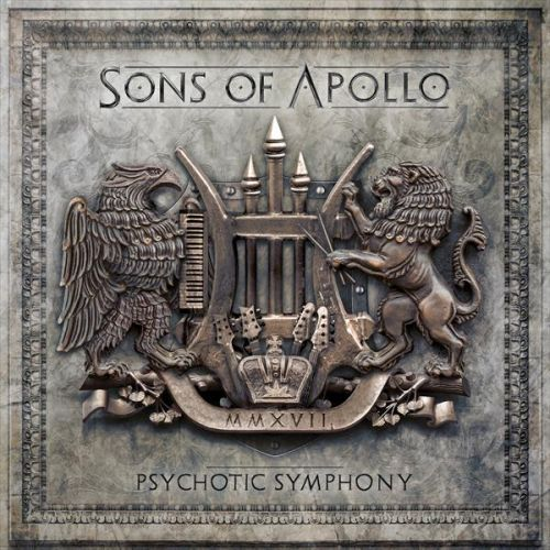 Sons of Apollo - Psychotic Symphony (2CD limited Edition) (2017)