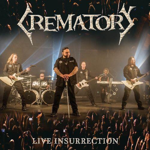 Crematory – Live Insurrection (2017) (DVD9)