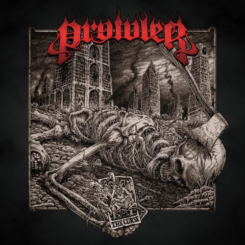 Prowler - The Curse (2017)