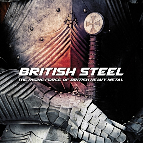 Various Artists - British Steel - The Rising Force of British Heavy Metal (2017)