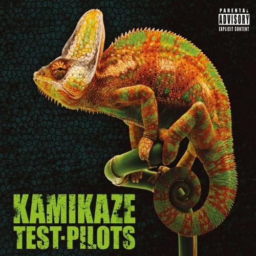 Kamikaze Test Pilots - Stealing Chameleons (2017)
