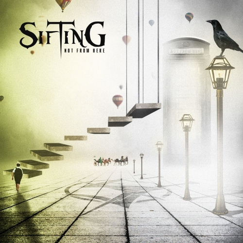 Sifting - Not from Here (2017)