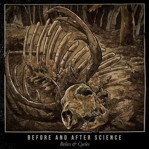 Before and After Science - Relics & Cycles (2017)